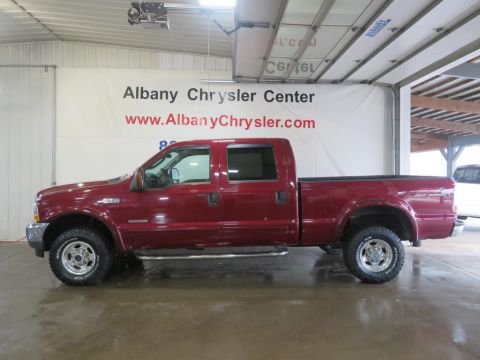 Pre-Owned 2004 Ford F-350 SD Lariat Crew Cab 4WD