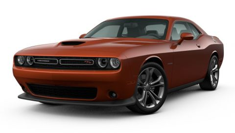 2020 DODGE Challenger R/T Plus
