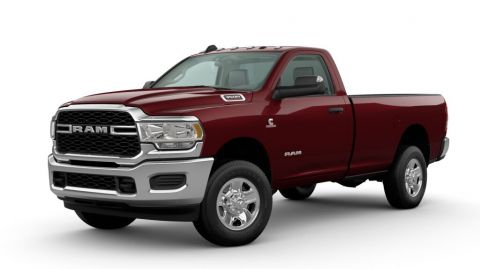 2020 RAM 3500 Tradesman Regular Cab 4WD